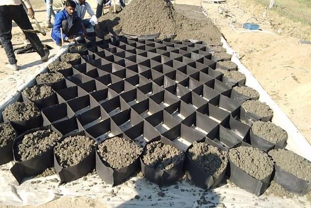 Cell filled Concrete Pavement –  Components, Procedure, and Advantages