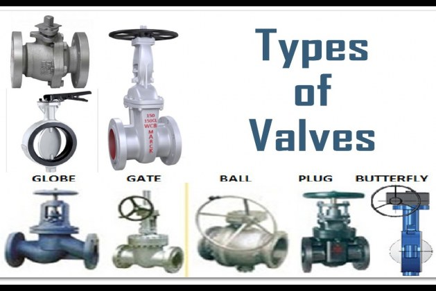 5 Major Types of Valves in Plumbing System