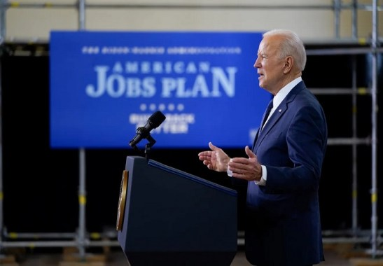 American Jobs Plan for Construction
