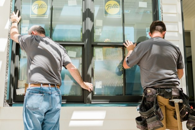 Step-Wise Guide to Fix Door and Window Frames in Existing Openings