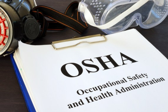Upcoming changes in OSHA