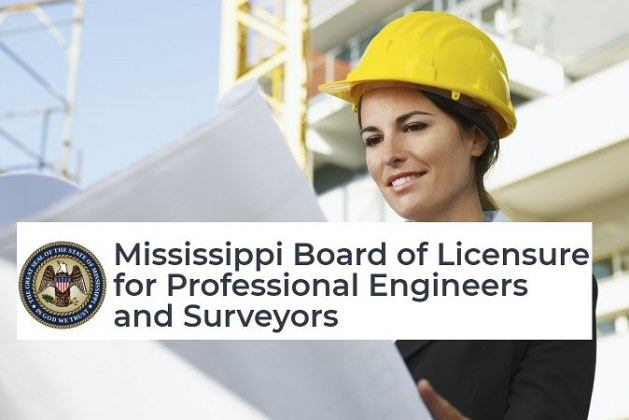 How to Get a Professional Engineer (PE) License in Mississippi?