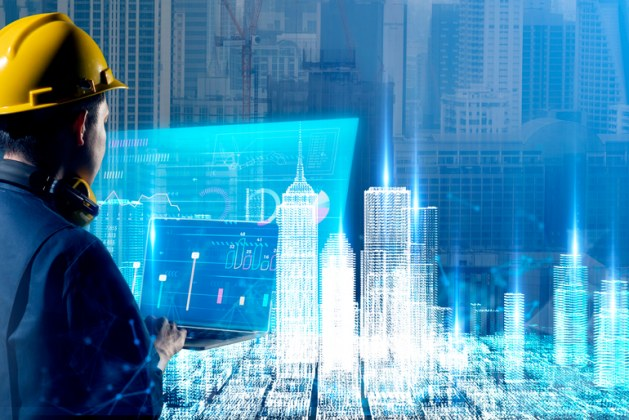Smart Construction: Artificial Intelligence for Building Efficiently