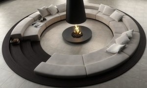 What is Conversation Pit?