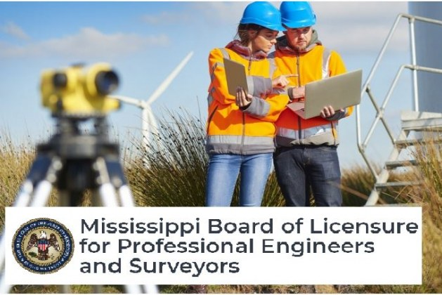 How to Get Professional Surveyor (PS) License in Mississippi?