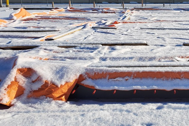 Common Mistakes in Cold Weather Concreting: How to Avoid Them?
