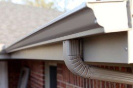Rain Gutters: What are their Components and Types?