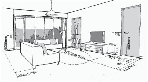 Habitable Rooms