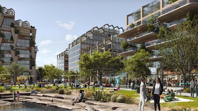 Telosa sustainable city