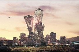 Telosa: A Sustainable City in the American Desert