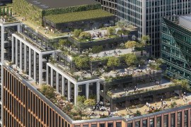 The UK Set to Welcome its Largest 100% Electric, Net-Zero Office