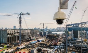 How is Modern Technology Improving Construction Site Security