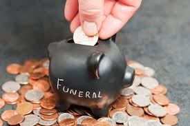 Pre-planned funeral plans