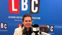 I'll be answering consumer law questions tonight on LBC