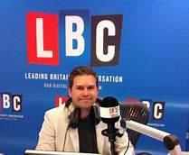 I'll be answering listeners legal questions on LBC tonight