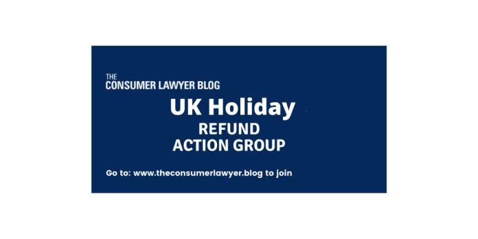 UK HoliCompany refund group im