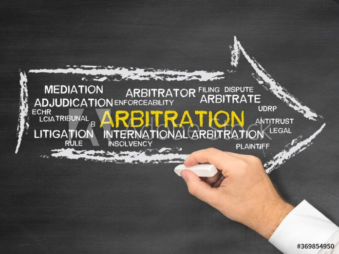 What you need to know about Arbitration