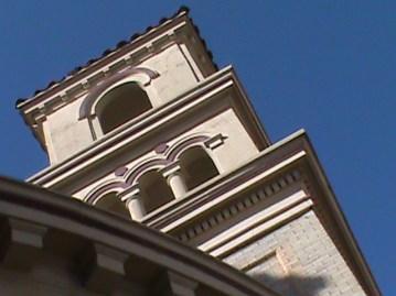 Tower, Twin Towers United Methodist, Alameda, CA