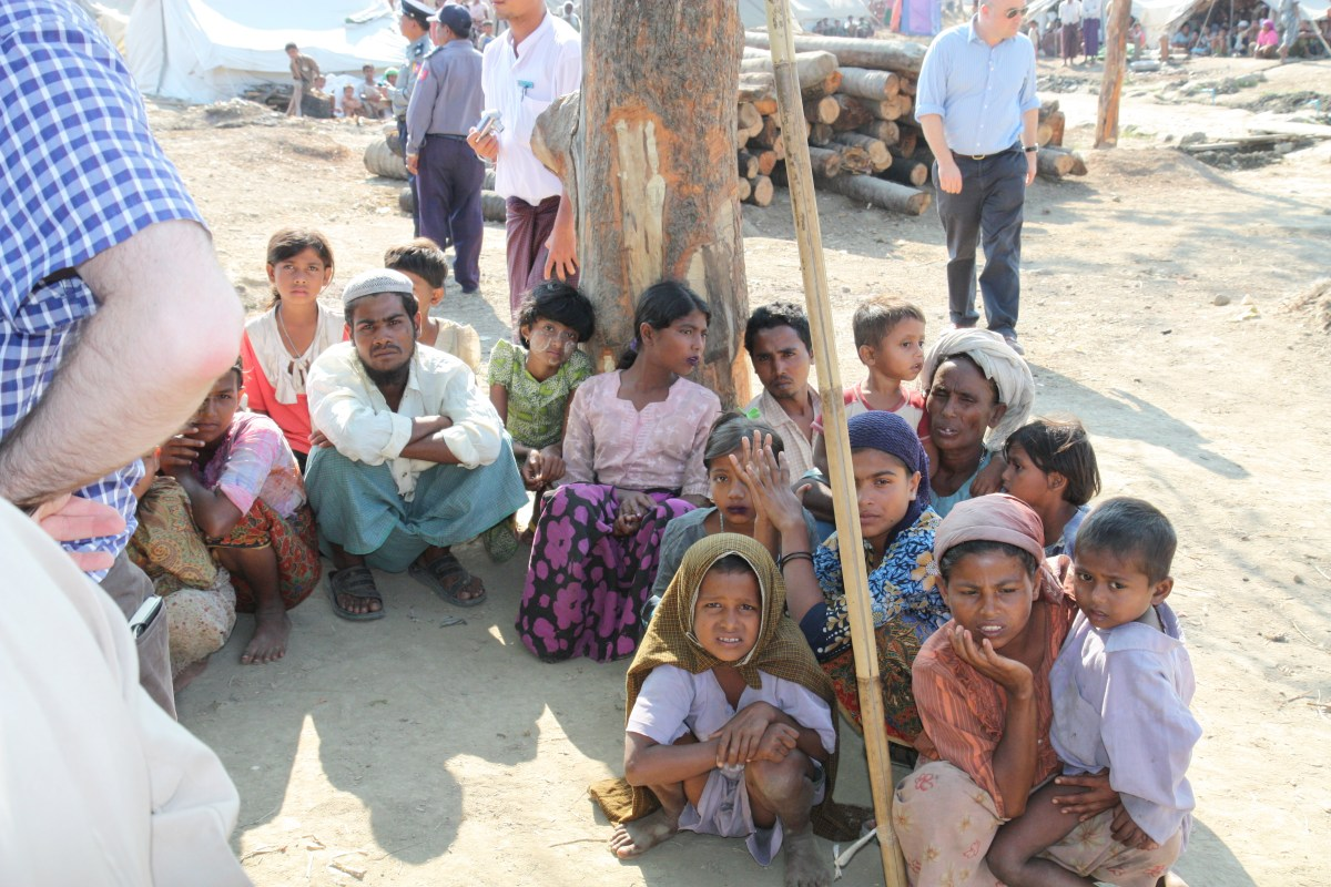 The International Community's Responsibility to Protect the Rohingya of Myanmar