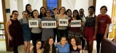 save student newsrooms