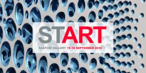 Start Art Fair logo
