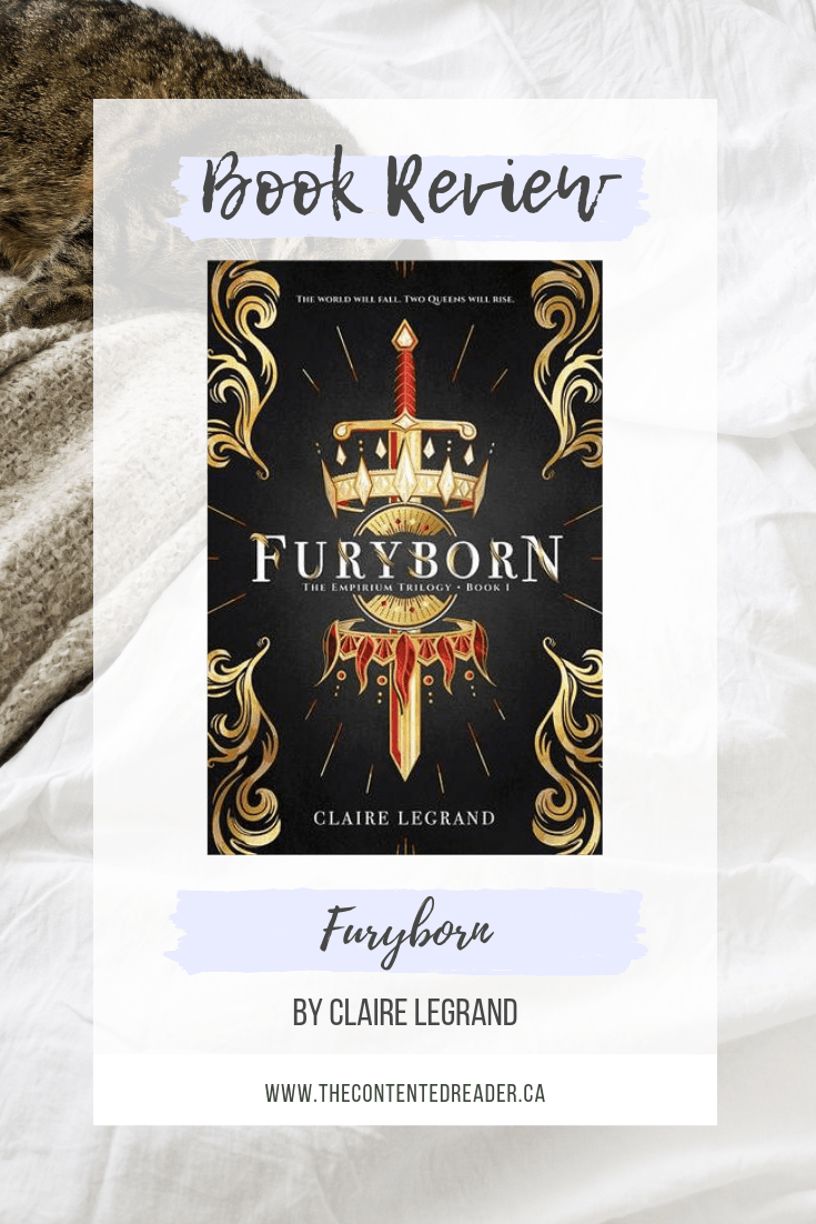 Furyborn by Claire Legrand - The Contented Reader