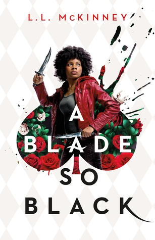 A Blade So Black by LL McKinney - The Contented Reader