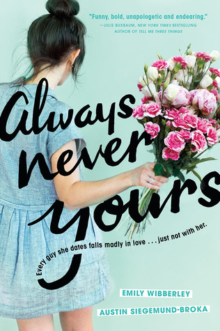 Always Never Yours by Emily Wibberly and Austin Siegemund-Broka - The Contented Reader