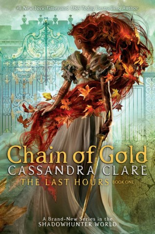 Chain of Gold by Cassandra Clare Book Cover
