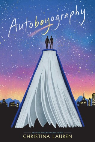 Autoboyography by Christina Lauren Book Cover