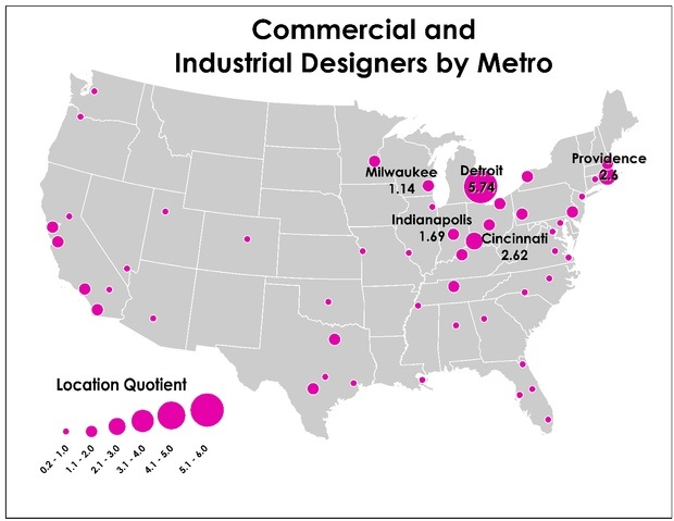 Commercial Designers By Metro