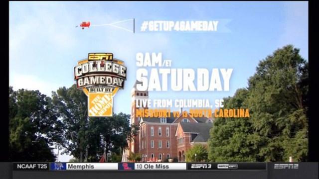 Clemson Not South Carolina