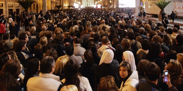 2005 Papal Viewing