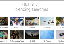 Google Top Searches 2014