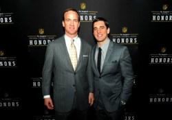Aaron Rodgers Peyton Manning