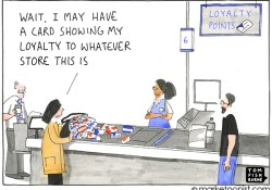 Customer Loyalty vs. Loyalty Company