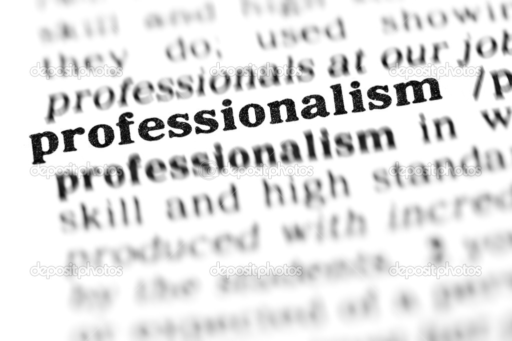 Intersection Of Hierarchy And Professionalism U003d Double Standard Of Life  Professionalism In The Workplace