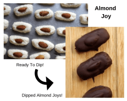 almond joy recipe