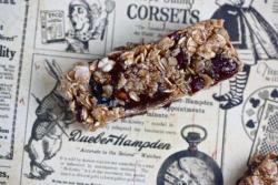 Organic Homemade Granola Bar Recipe