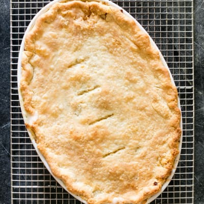 Best Chicken Pot Pie | Cooks Illustrated