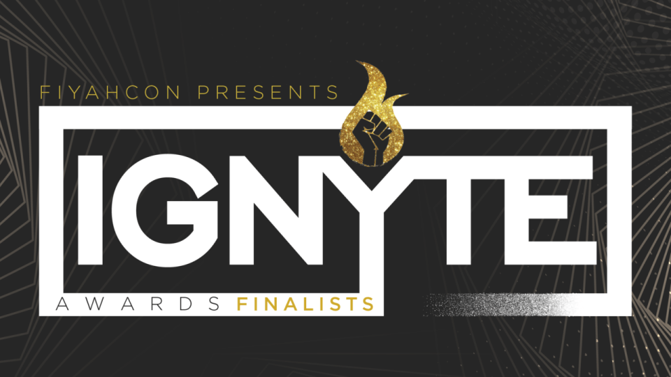 FIYAHCON Presents Ignyte Award Finalists on Bookshop.org