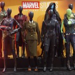 featured – San Diego Comic-Con 2018 (Marvel Booth, Costumes Display 01)