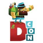 logo – DesignerCon (portrait)