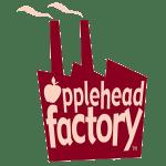 logo – applehead factory design studio