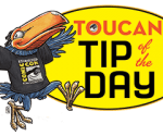 logo – toucan tip of the day