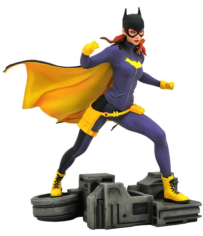 Diamond Select Toys DC Comic Gallery Batgirl PVC Diorama