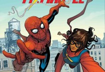 Main Cover of Marvel Team-Up #1