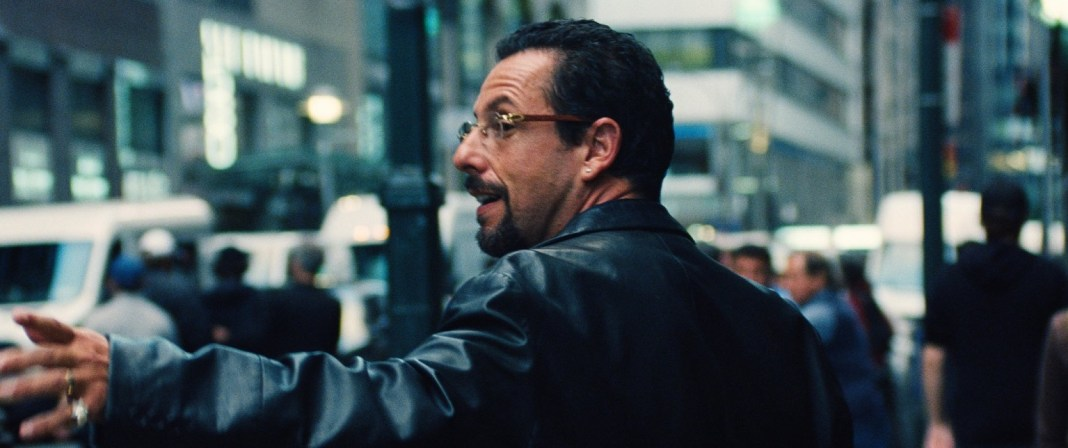 Adam Sandler as Howard Ratner from UNCUT GEMS
