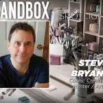 the convention collective – SANDBOX SPOTLIGHT steve bryant 2