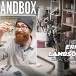 the convention collective – SANDBOX SPOTLIGHT eric lambson